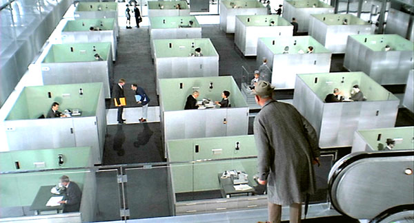 Playtime de Jacques Tati